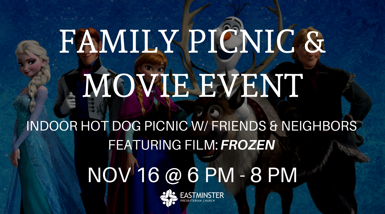 Family Picnic & Movie Event Link